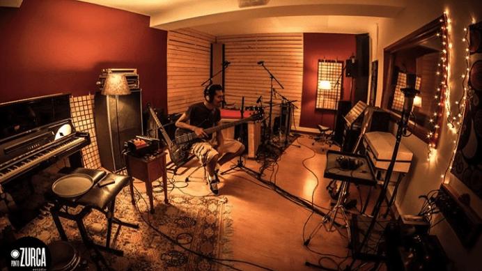 Os 5 passos para a gravação de uma música profissional